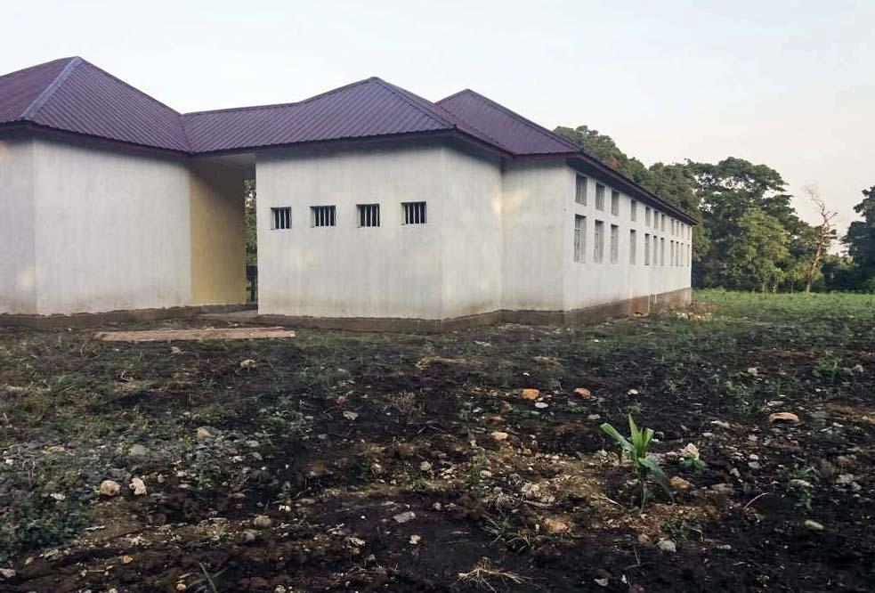 Tanzania New Building 201801 2