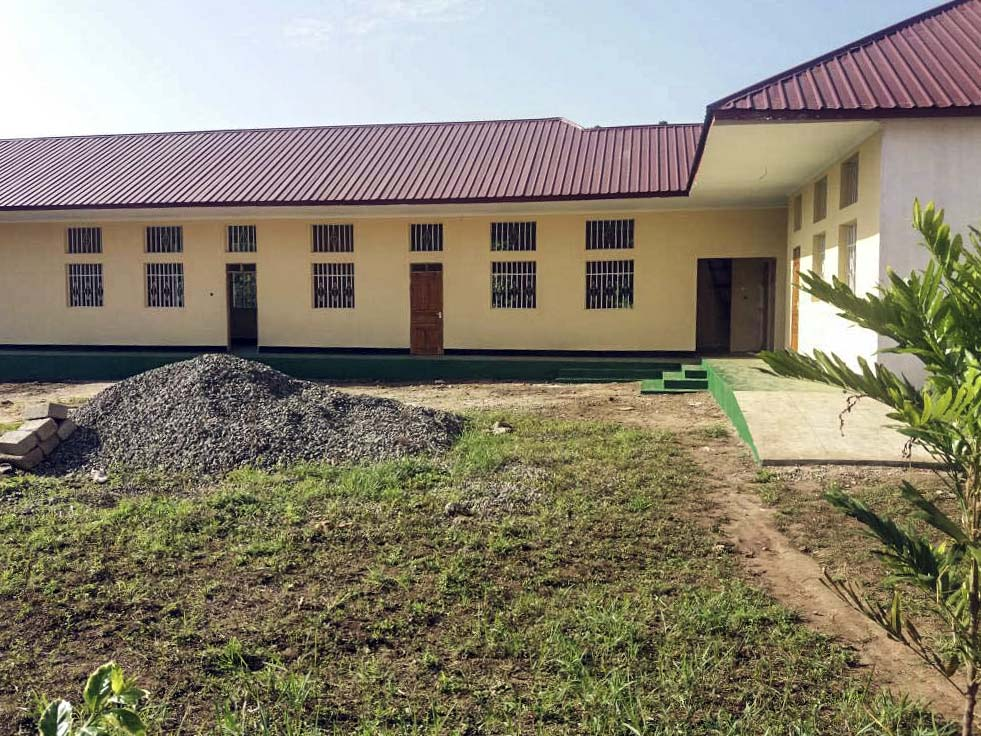Tanzania New Building 201801 5