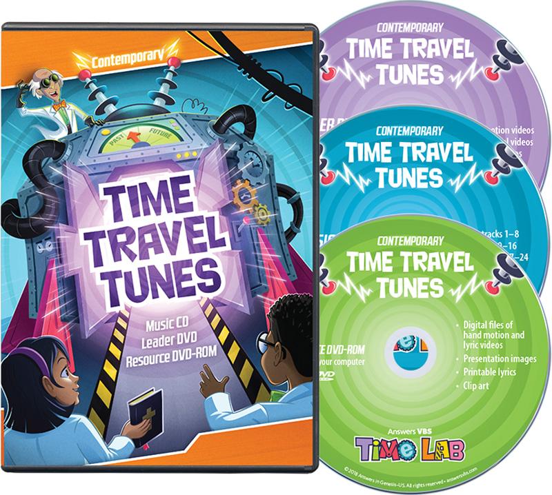 TimeTravelTunes