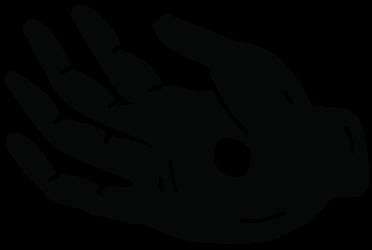 Symbol-03.1---Pierced Hand Left 250