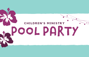 Event Image - CM Summer Pool Party