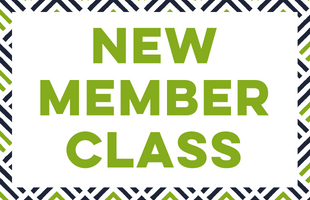 Event Image - New Member Class - 8.10.18 image
