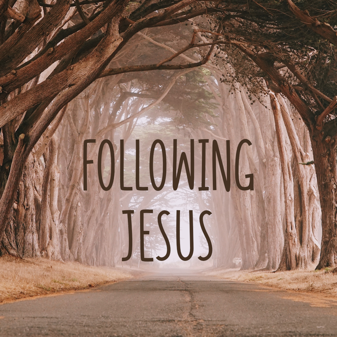 Instagram - 1.7.18 - Following Jesus