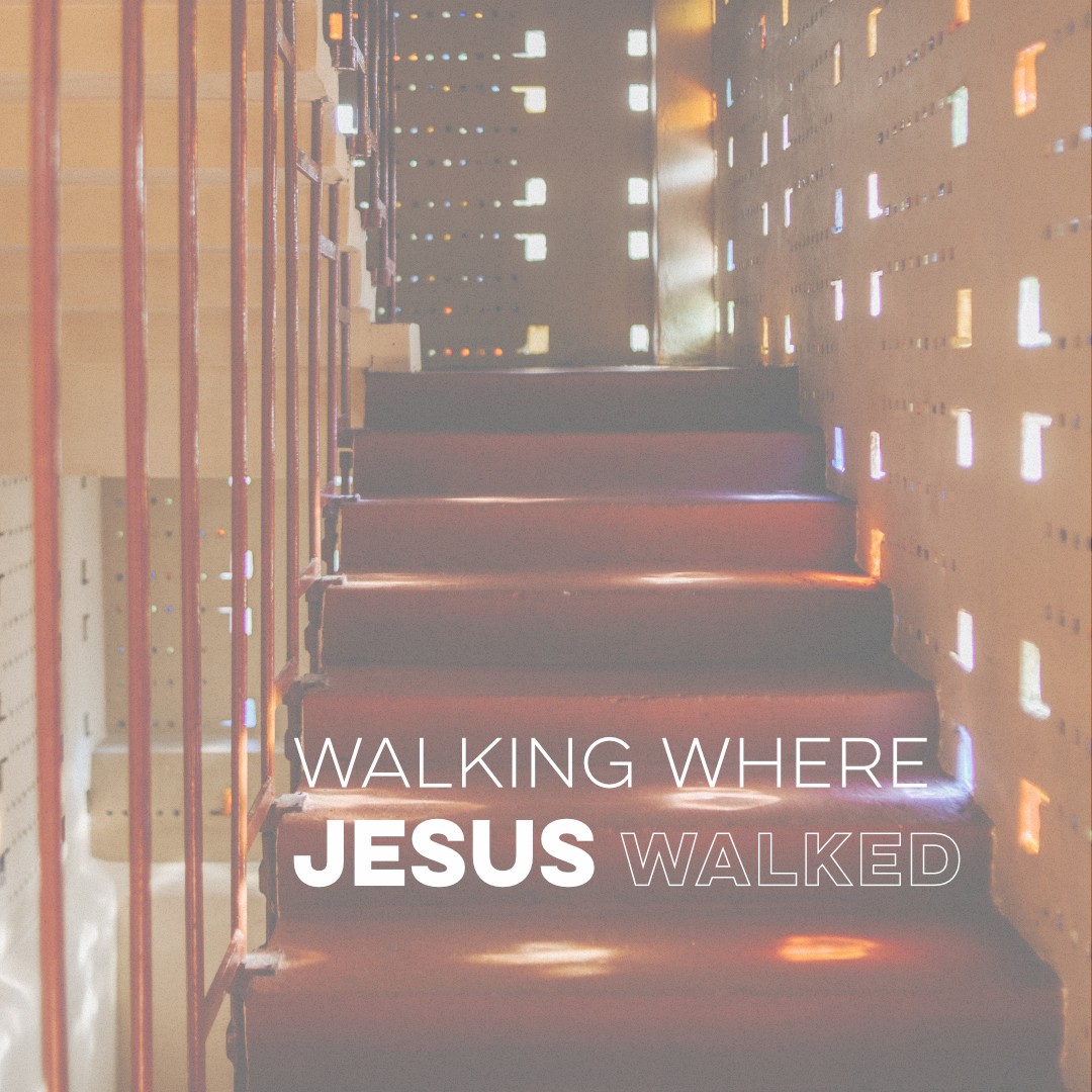 Social Media - Where Jesus Walked