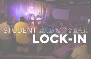 Student Ministry - Lock-In image