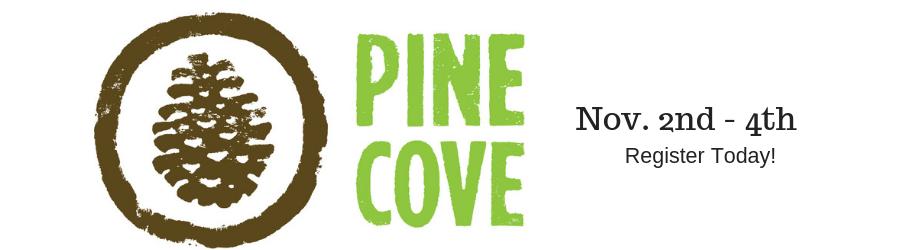 Pine Cove Kids Camp banner
