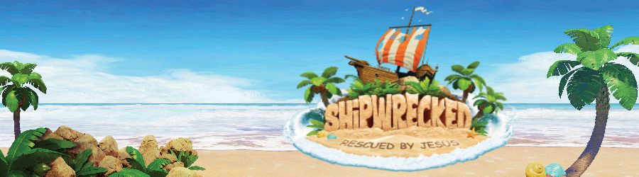 Family Vacation Bible School banner