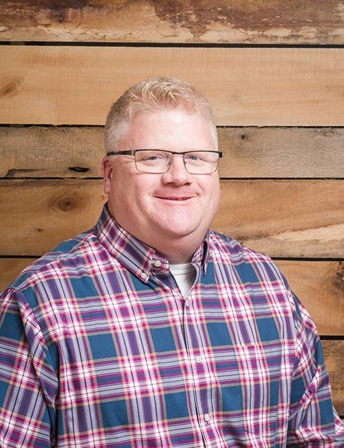 Alan Teel, Missions Pastor