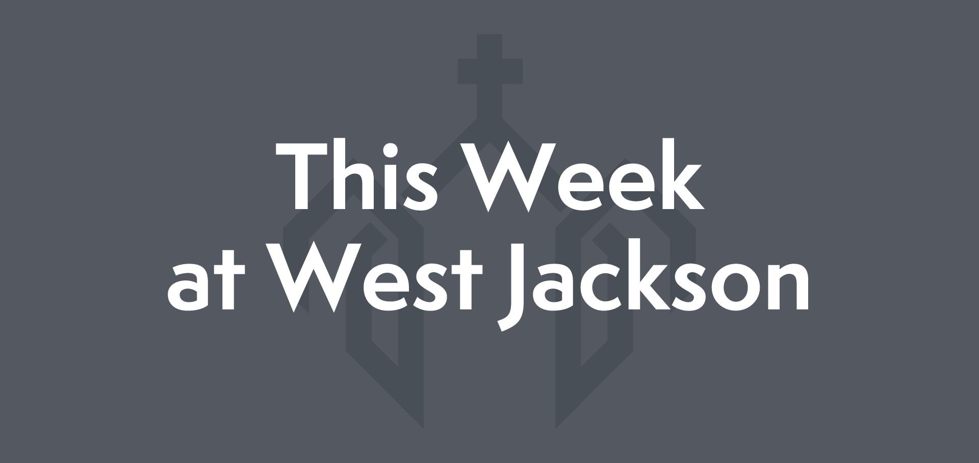 West Jackson Baptist Church: Jackson, TN > Home
