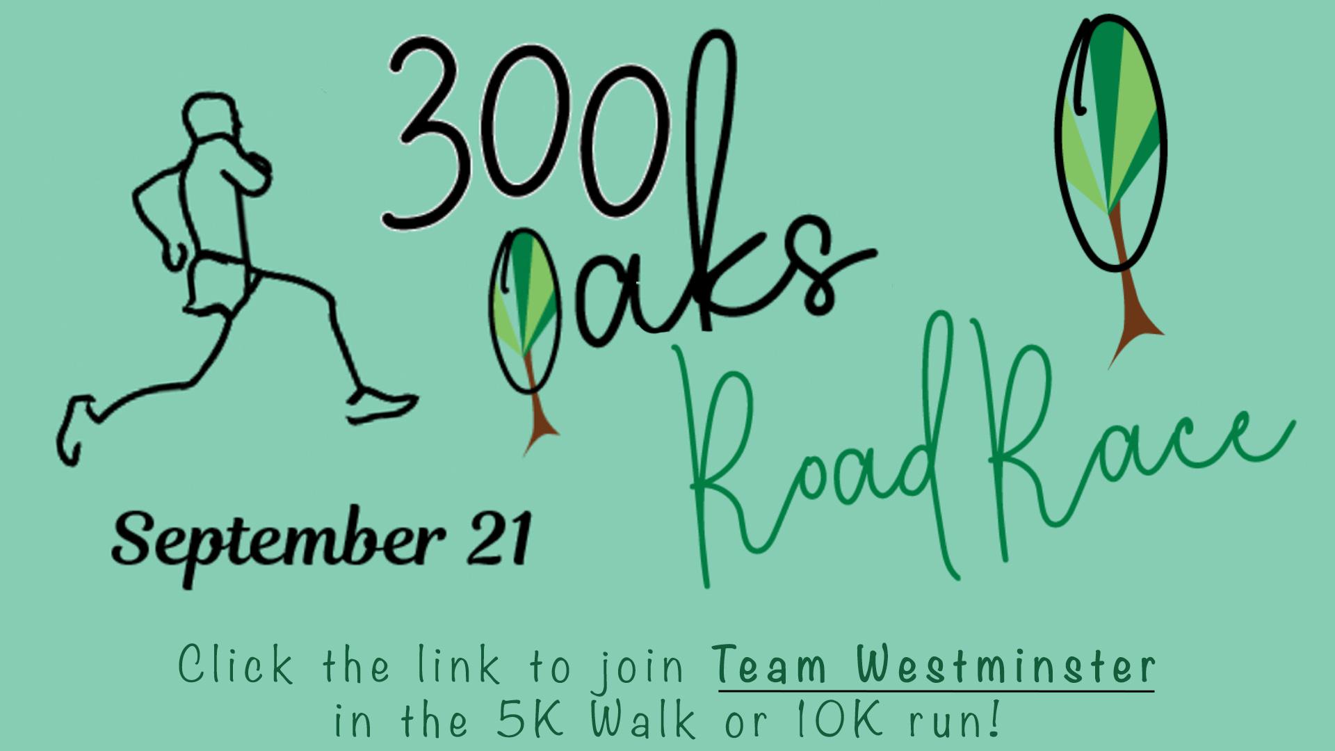 300 Oaks 2019