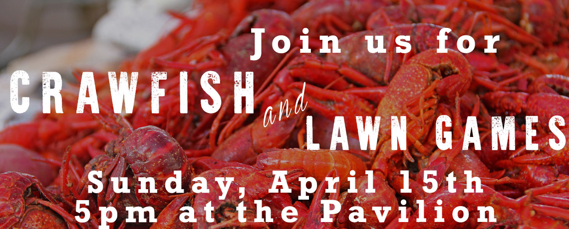Crawfish and Lawn Games 2018