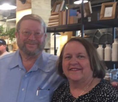 David and Debbie 2017