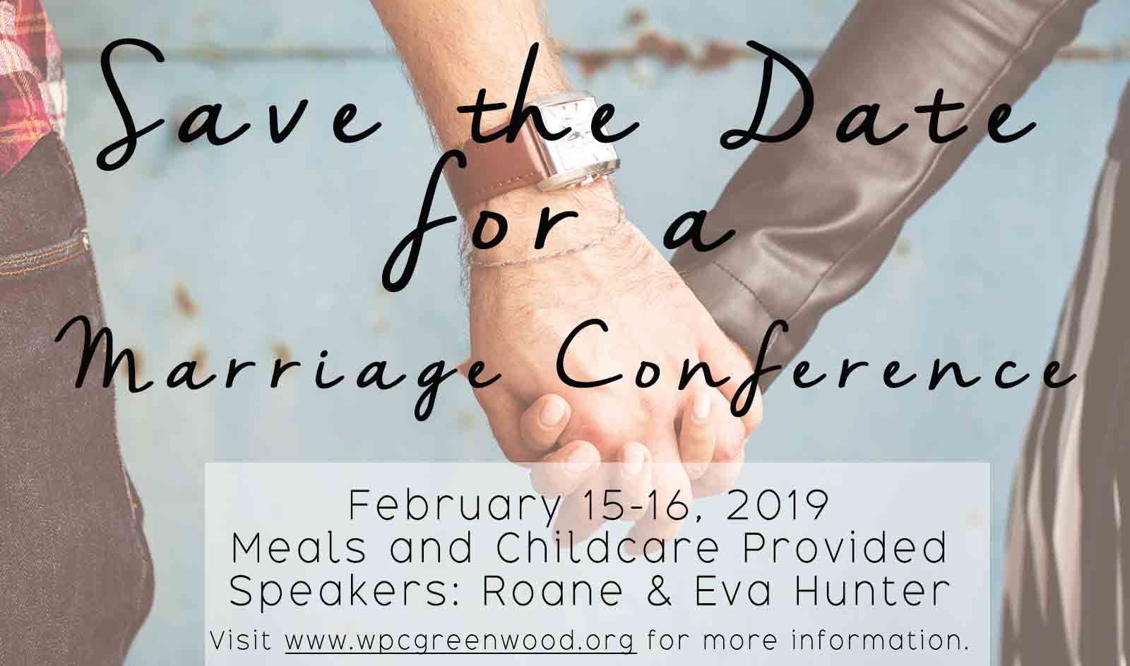 Marriage Conference Facebook
