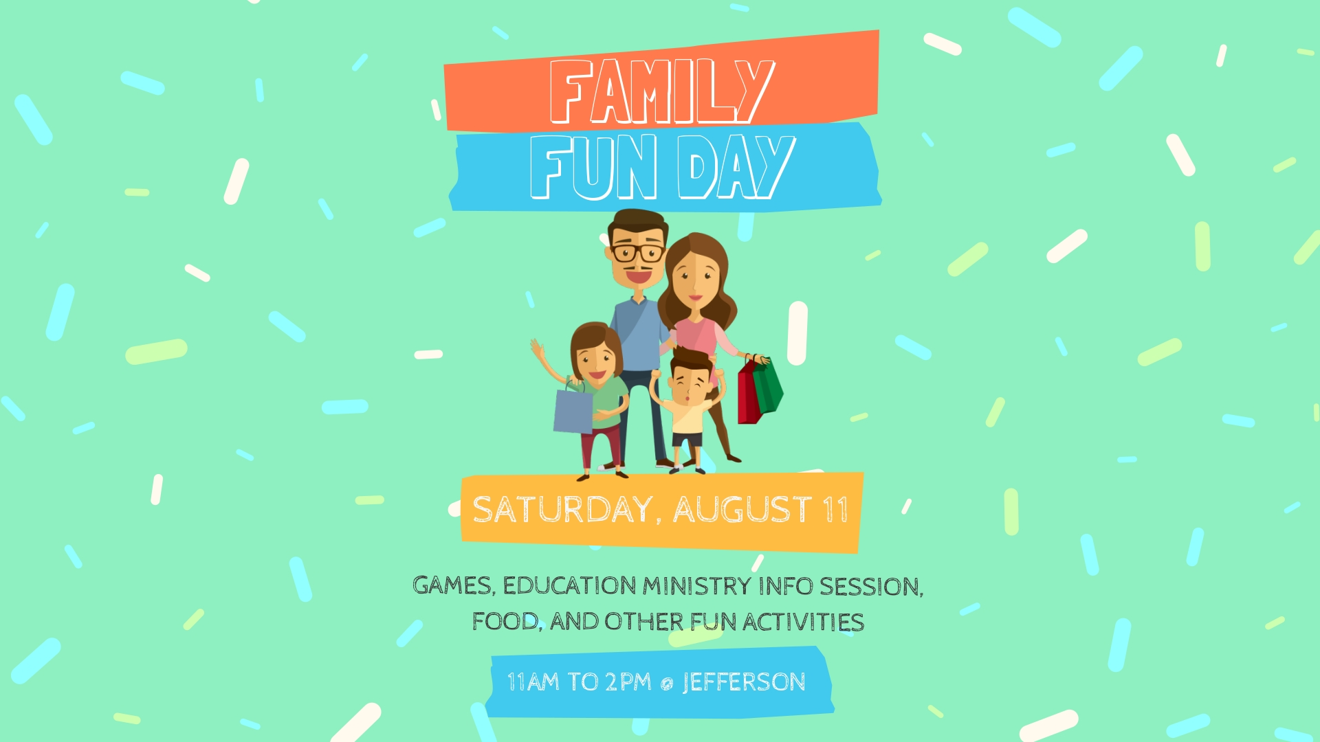 Family Fun Day image