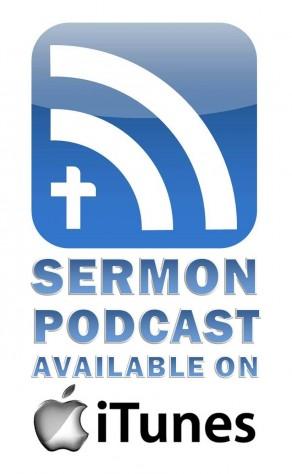 SermonPodcastAvailableOniTunes