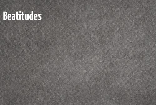 Beatitudes banner