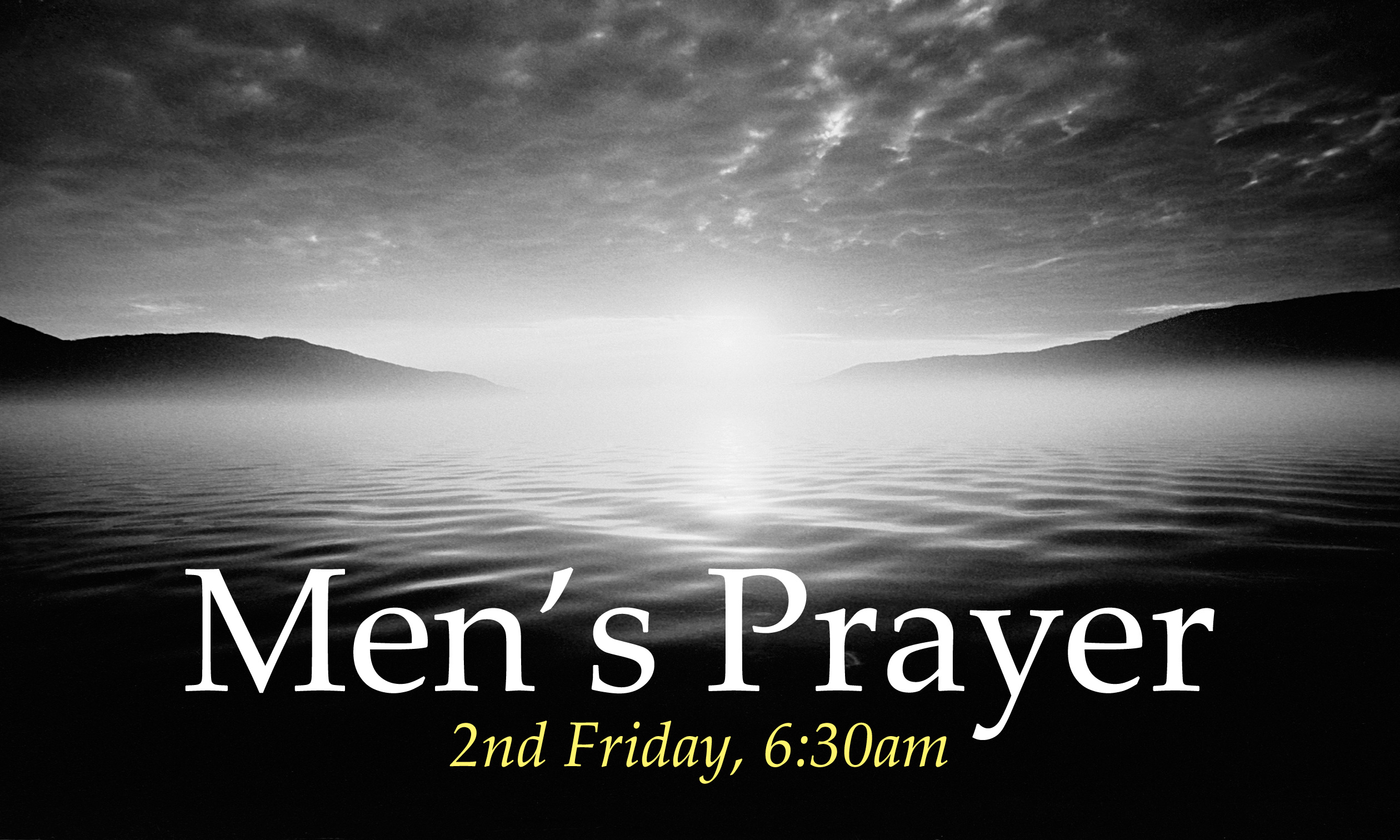Men's-Prayer-SLIDE image