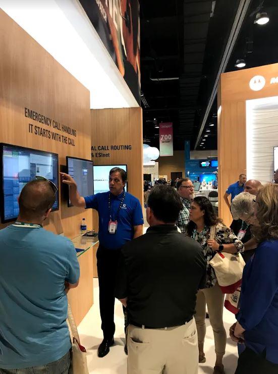 Motorola Solutions at NENA 2019