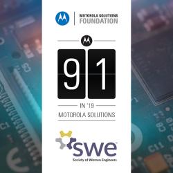 Motorola Solutions 91 Years