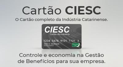 Personal Card - Cartão Ciesc