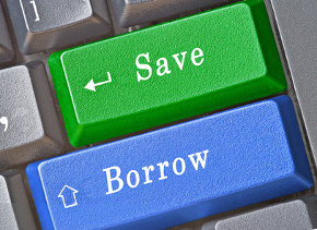 Save or Borrow Money