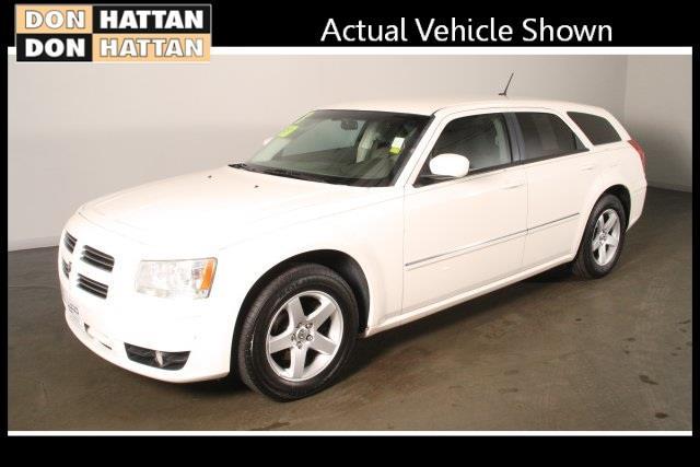 Don Hattan Chevrolet >> 2008 Dodge Magnum for sale in Wichita, KS