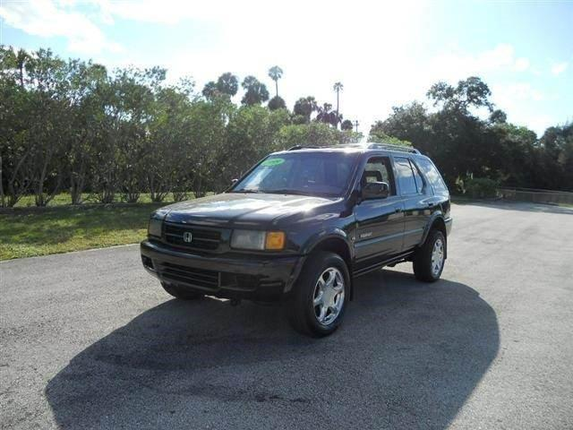 1999 honda passport for sale in melbourne fl. Black Bedroom Furniture Sets. Home Design Ideas