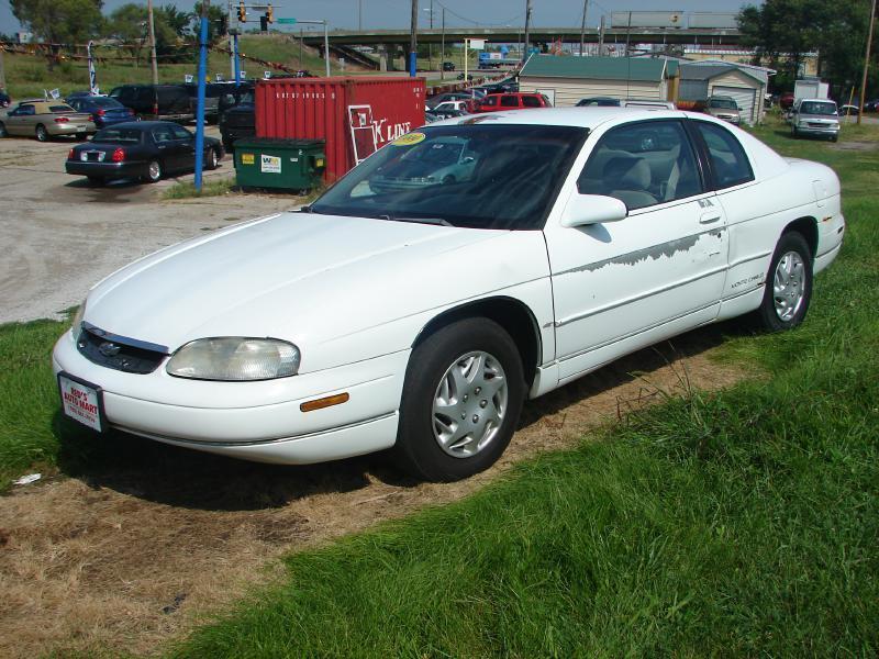 1999 Chevrolet Monte Carlo For Sale In Topeka Ks