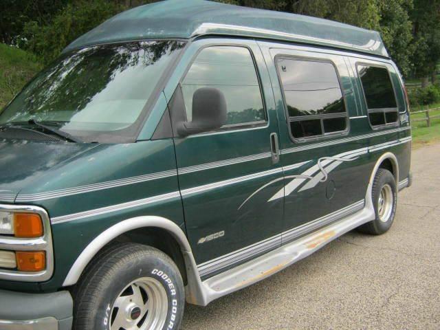 1996 Chevrolet Chevy Van For Sale In Phillipsburg Ks