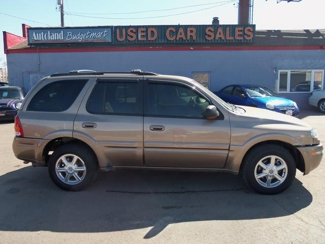 2002 Oldsmobile Bravada for sale in Sioux Falls, SD