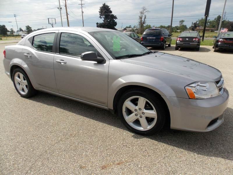 2013 dodge avenger for sale in grand rapids mi. Cars Review. Best American Auto & Cars Review