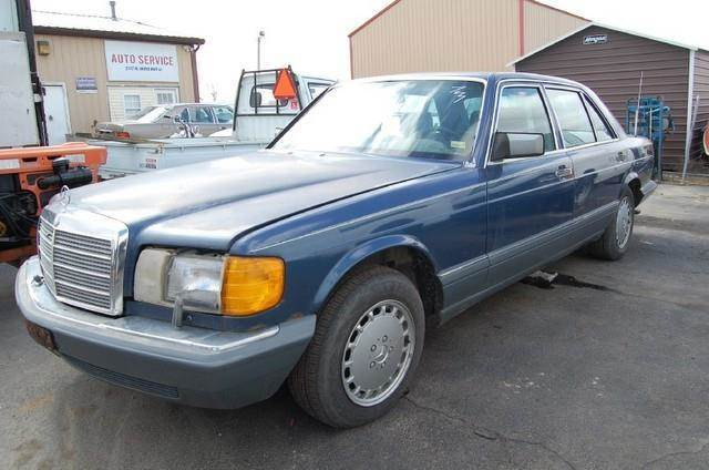 1987 mercedes benz 300 class for sale in moscow mills mo for Mercedes benz 300sdl for sale