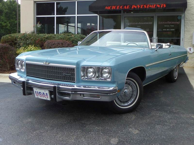 1975 Chevrolet Caprice for sale - Carsforsale.com