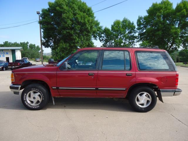 1992 Ford Explorer For Sale