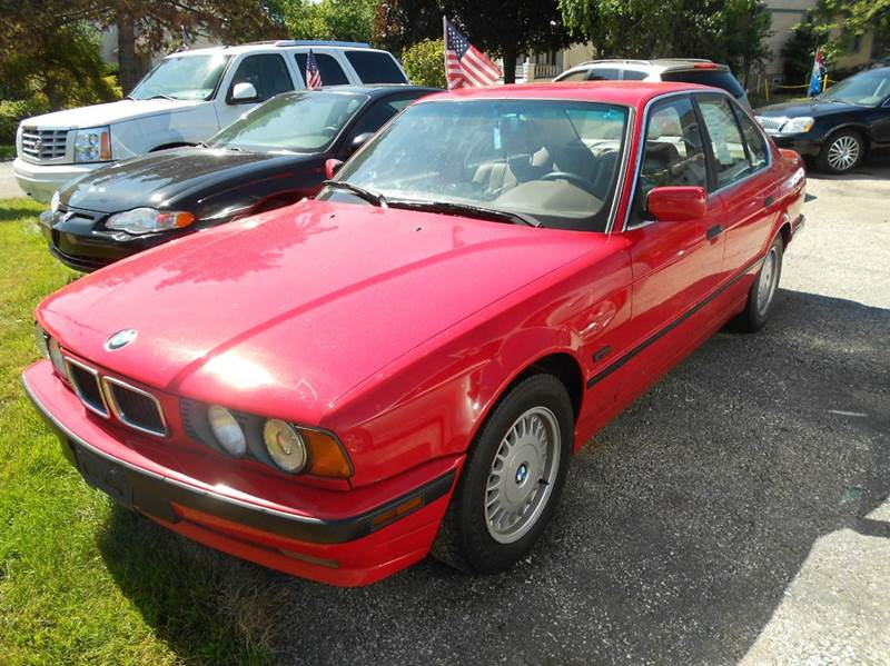 1995 Bmw 5 Series For Sale In Maple Heights Oh