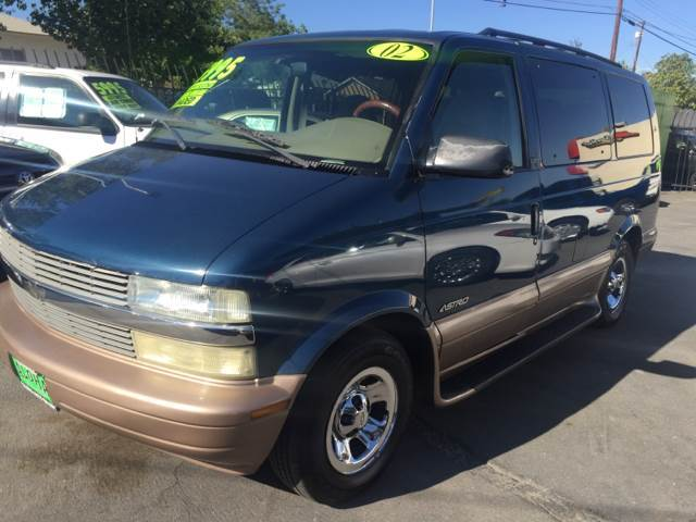2002 Chevrolet Astro For Sale In Bakersfiled Ca