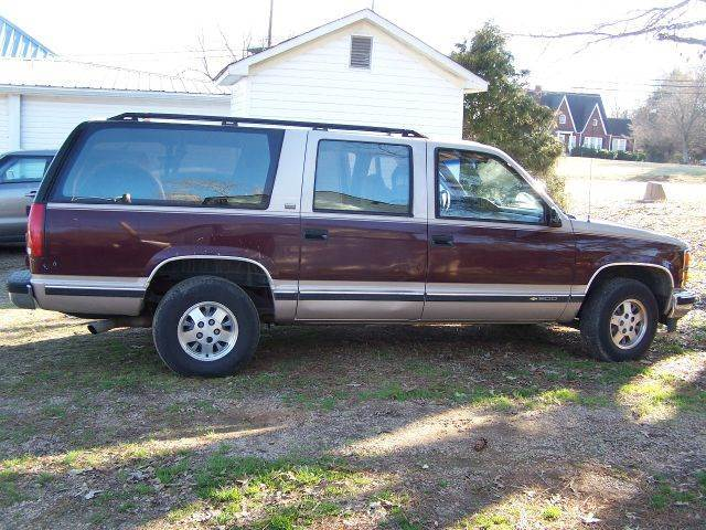 1992 Chevrolet Suburban For Sale In Concord Nc