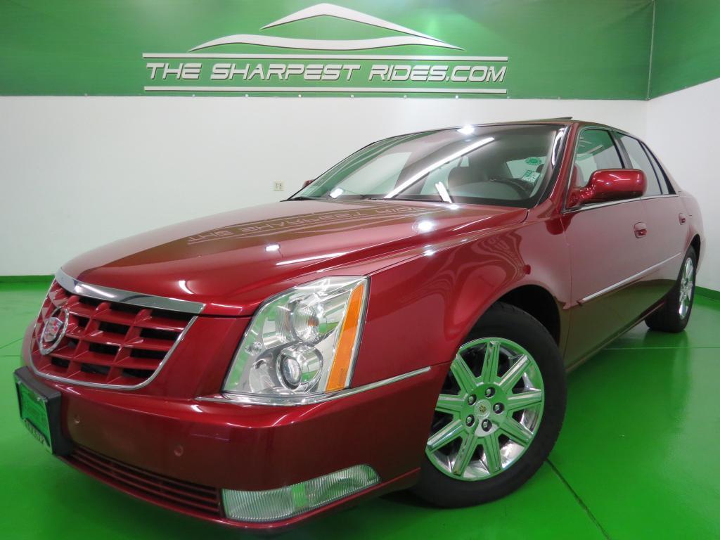 2011 Cadillac DTS for sale - Carsforsale.com