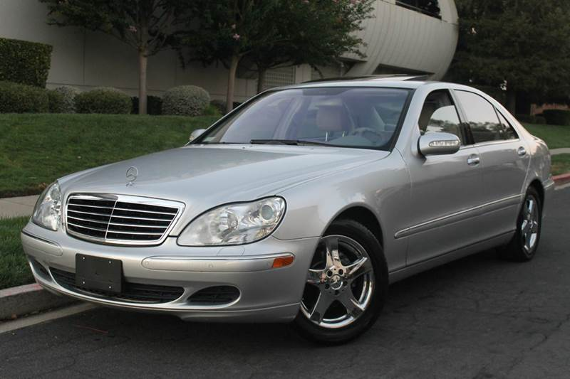 2005 mercedes benz s class for sale for 2005 s500 mercedes benz
