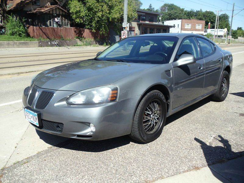 pontiac grand prix for sale in minneapolis mn. Black Bedroom Furniture Sets. Home Design Ideas