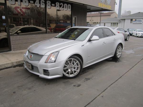 2010 cadillac cts v for sale in gladstone mo. Black Bedroom Furniture Sets. Home Design Ideas