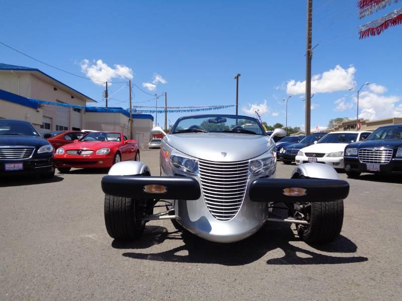 2001 plymouth prowler for sale for Discount motors pueblo co