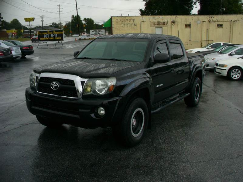toyota tacoma for sale in anderson sc. Black Bedroom Furniture Sets. Home Design Ideas