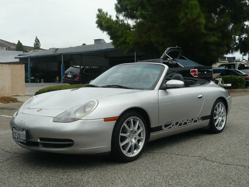 2000 porsche 911 for sale in thousand oaks ca. Black Bedroom Furniture Sets. Home Design Ideas