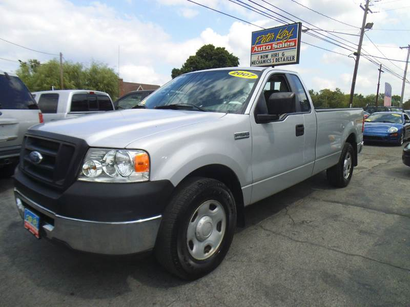 Used Ford F 150 For Sale In Rochester Ny: 2007 Ford F-150 For Sale