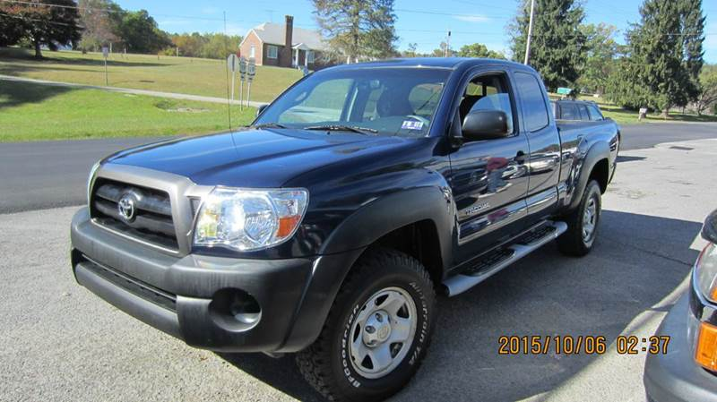 2007 toyota tacoma for sale in morgantown wv. Black Bedroom Furniture Sets. Home Design Ideas