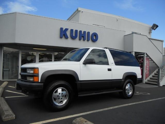 1995 Chevrolet Tahoe For Sale