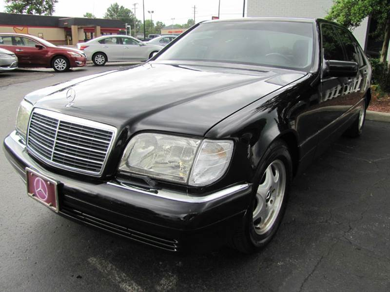 1997 mercedes benz s class for sale in louisville ky for 1997 mercedes benz s320