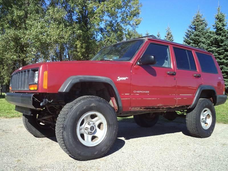 1998 jeep cherokee for sale in charlotte mi for Top gear motors winchester va