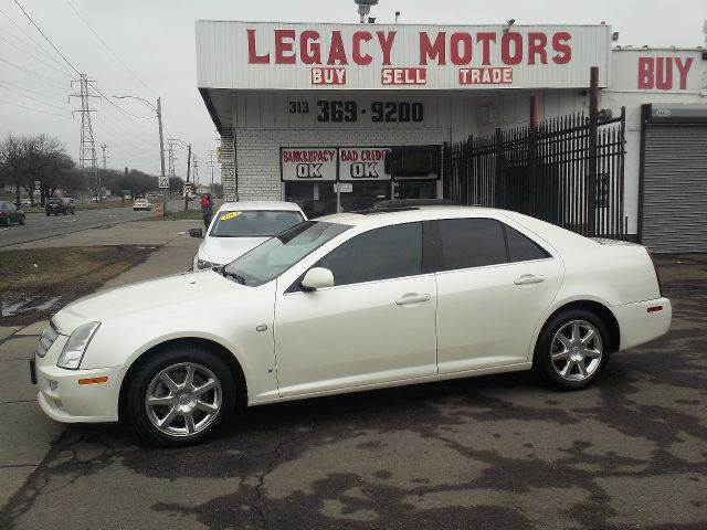 2007 cadillac sts for sale in detroit mi. Black Bedroom Furniture Sets. Home Design Ideas